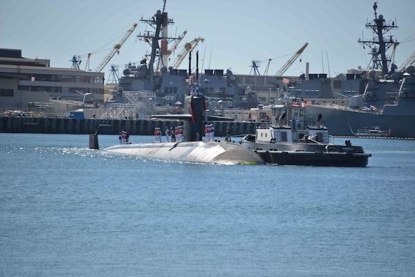 USS City of Corpus Christi Returns From Final Deployment > U S  Indo