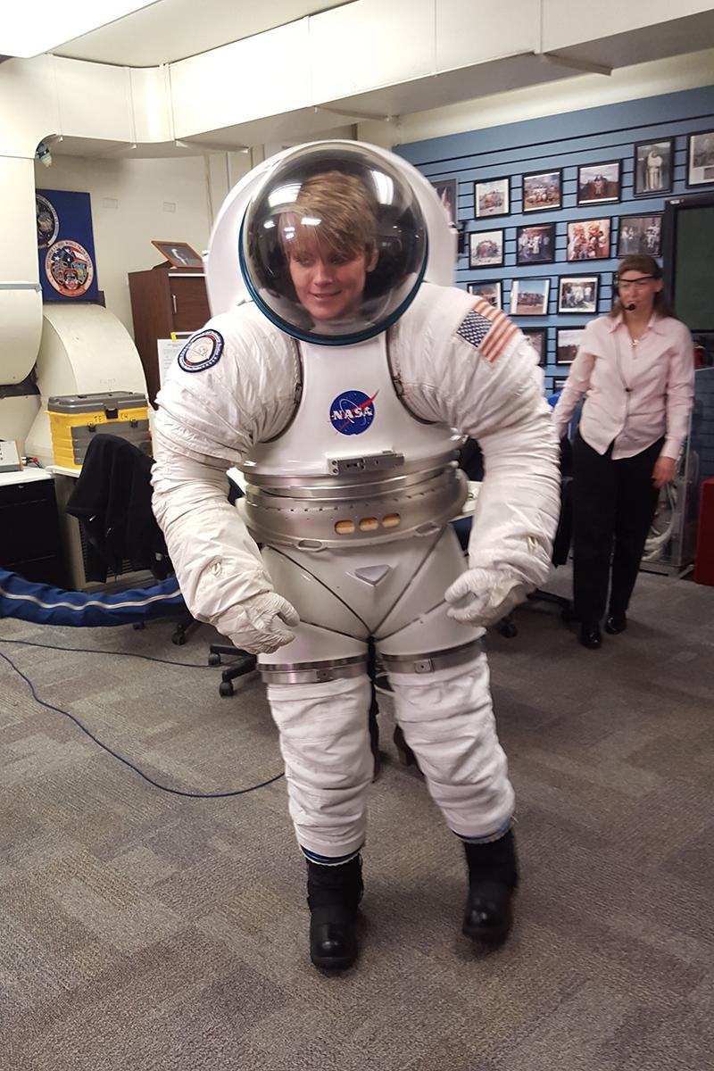 Dating in houston astronauts