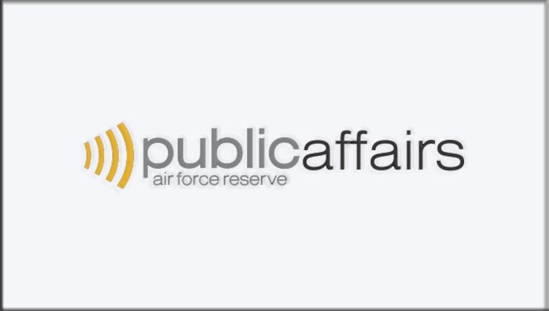 Air Force Reserve Command Public Affairs logo