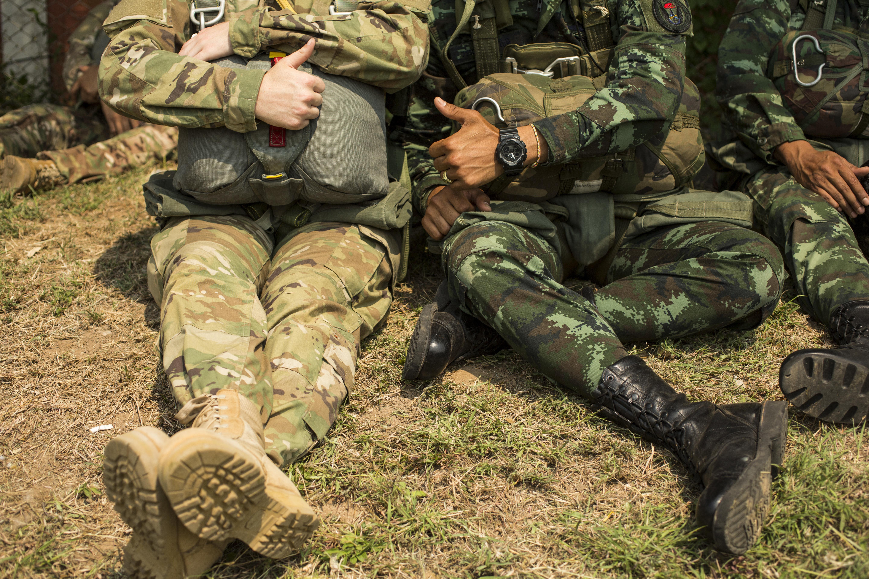 Partnership Airborne Exercise