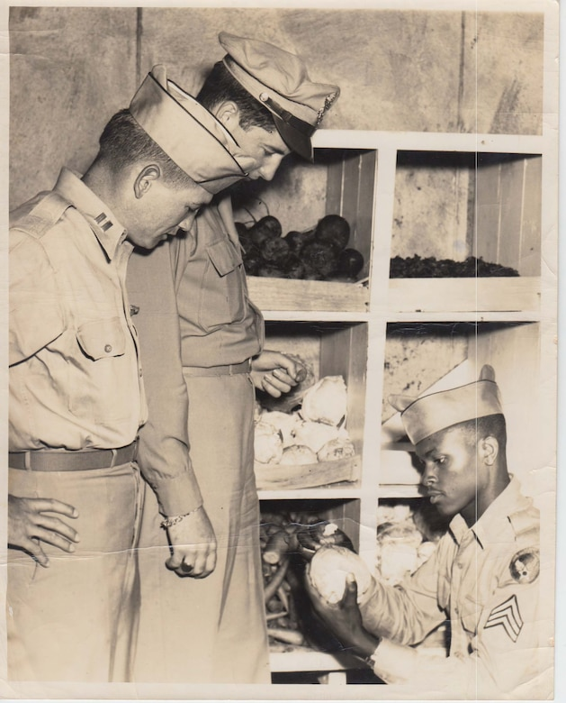 African american history month maxwell air force base for Capt harry s fishing supply