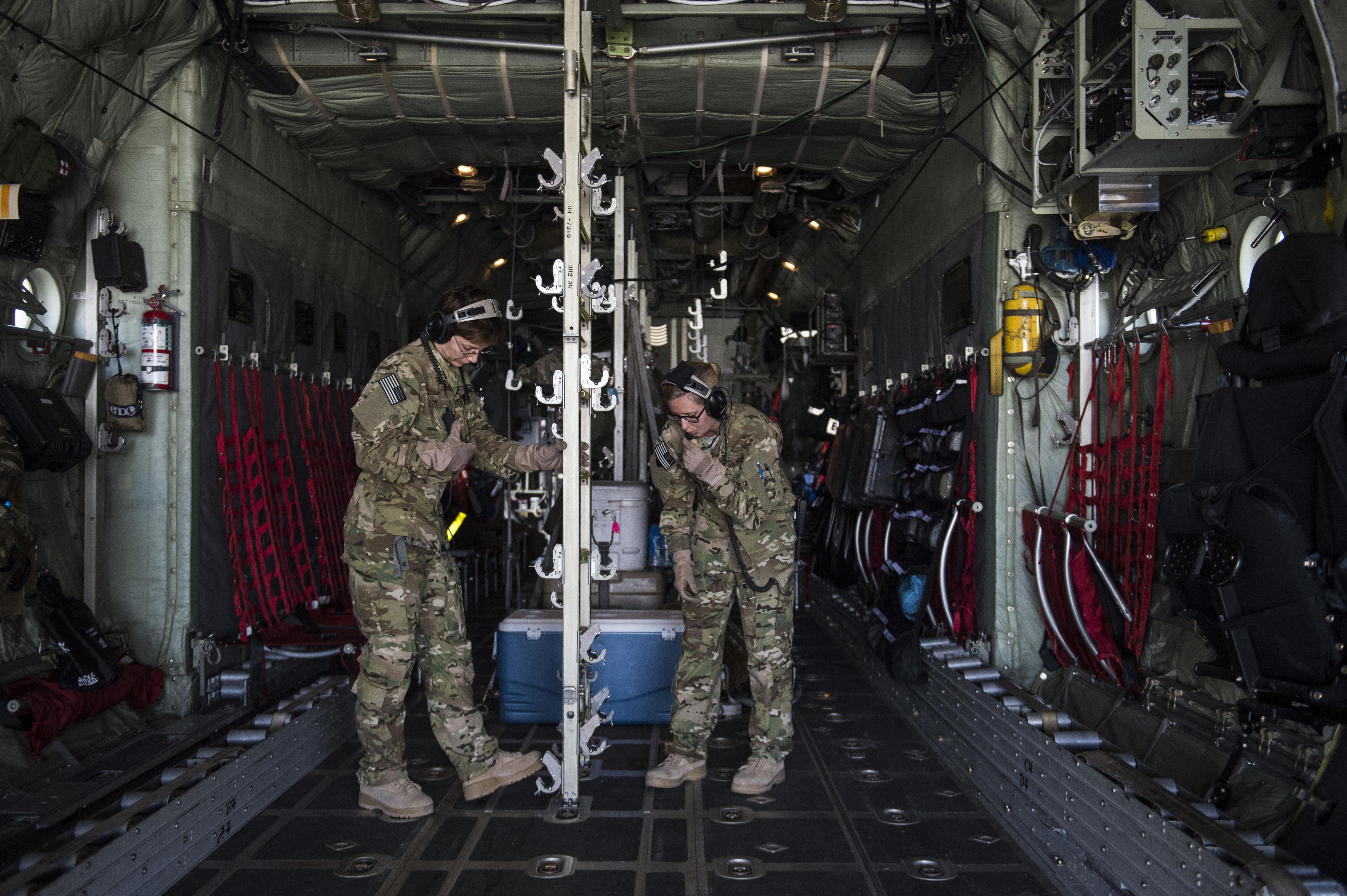 Al Udeid The good the bad and the very ugly