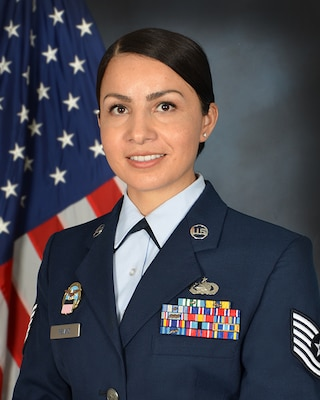 Defense Logistics Agency Aviation Air Force Tech. Sgt. Karla Pelayo is named DLA Non-commissioned Officer of the Quarter, 1st Quarter 2016.  Pelayo earned this recognition in part through her exemplary work with DLA Aviation demand planners and customers to ensure the integrity of 11 weapon systems, and for her outstanding leadership both on the job and in the community while volunteering with the Red Cross, local food pantry and the local veterans affairs hospital.