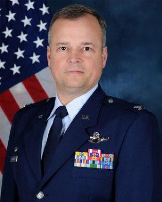 Col. Brian S. Bowman Official Bio Photo