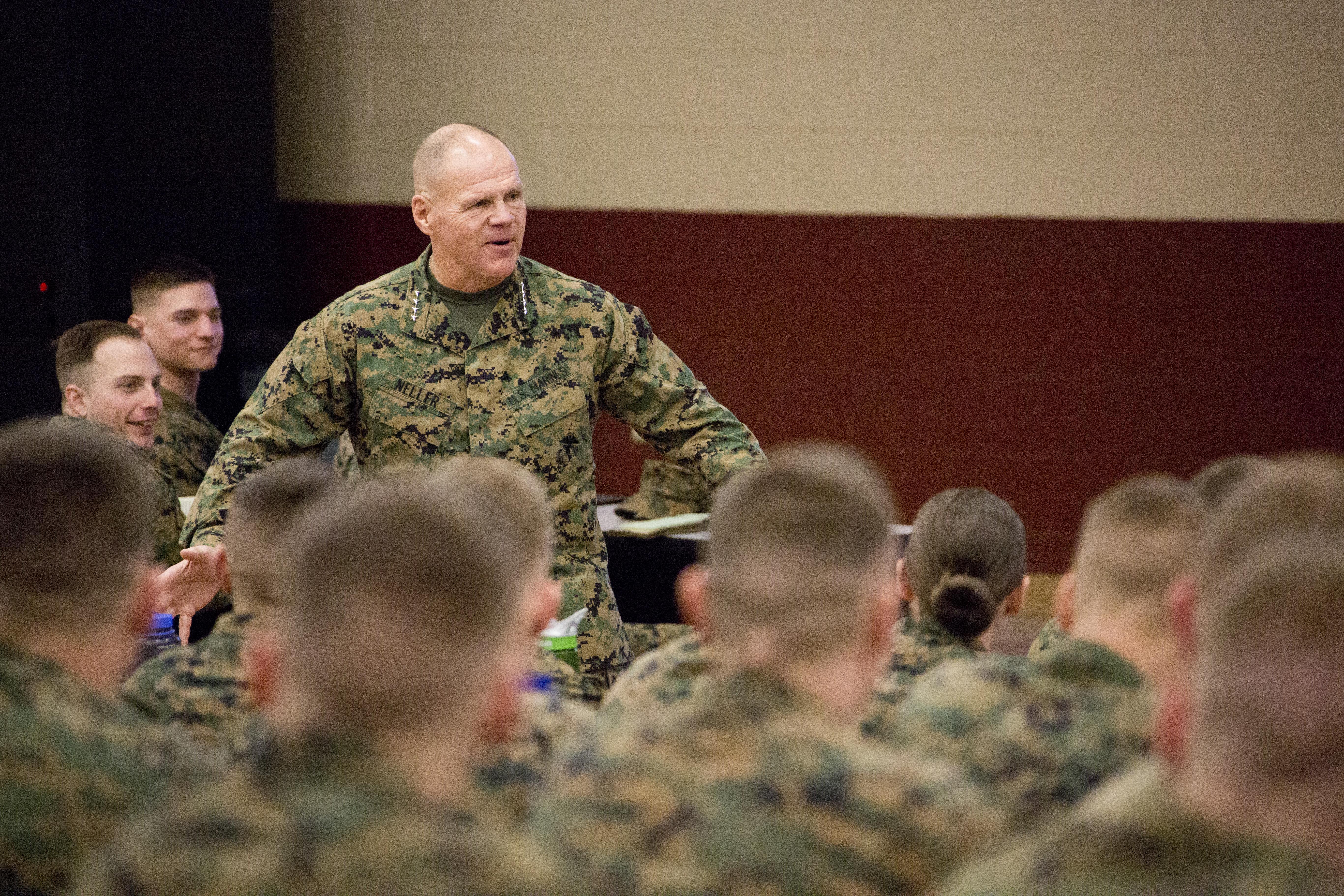 usmc commandant reading list book report format