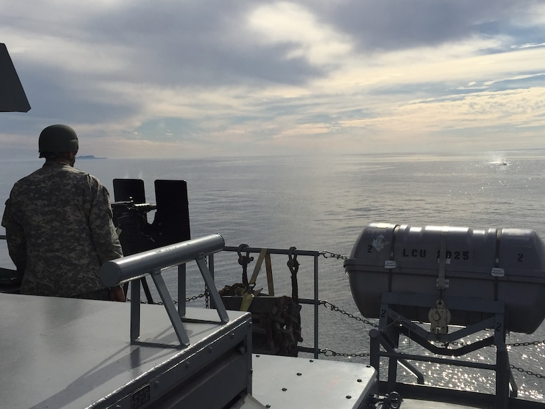 The 481st Tc Goes To Wet Range U S Army Reserve News