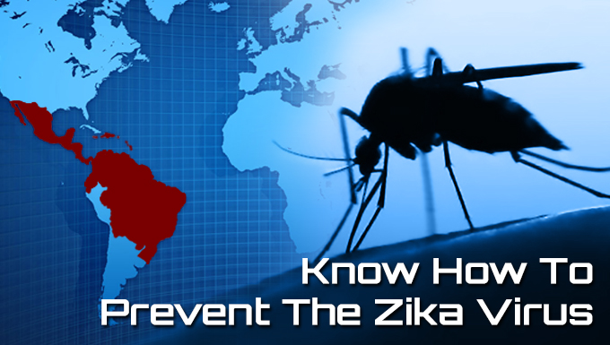 Want to know how to prevent the Zika virus? Click here to find out!