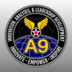 The Innovation, Analyses and Leadership Development directorate, or A9, serves as Air Force Global Strike Command's chief proponent of progress, handling such varied issues as implementing new programs and fostering quality leadership. The directorate's emblem says it all – to innovate, empower and inspire.