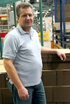 Greg Wilhide, packaging specialist with DLA Distribution Susquehanna has been named Employee of the Week.