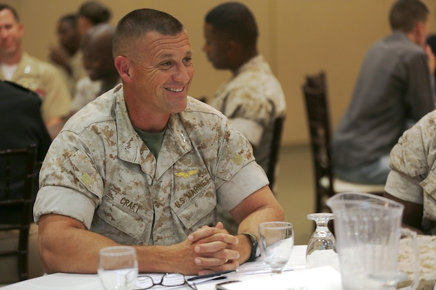 The Core Values University is Col. Joseph A. Craft's plan to make this easier for all levels of Marine leadership
