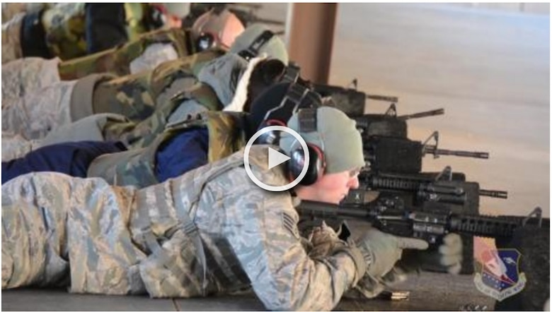 Air Force Reserve security forces play a large role in the defense of our nation. This video highlights the role of Reservists in the 507th Security Forces Squadron at Tinker Air Force Base.  (U.S. Air Force Video/Senior Airman Jeff Dahlem)