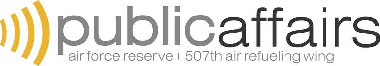 507th Air Refueling Wing public affairs logo