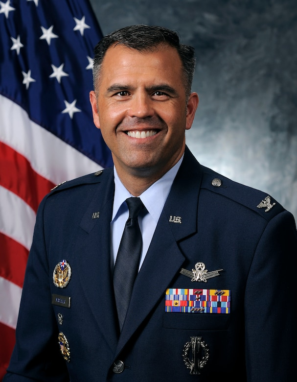 Col. Anthony J. Mastalir, 50th Space Wing vice commander
