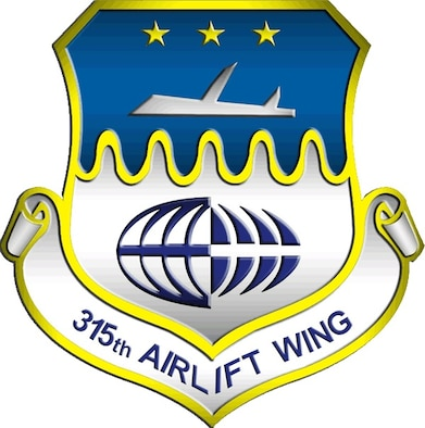 315th Airlift Wing Logo