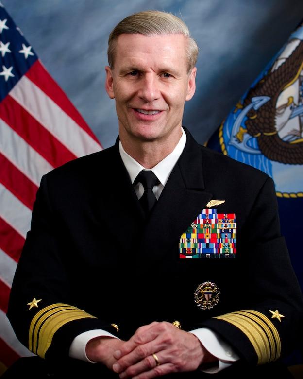Vice Admiral Joseph P. Aucoin
