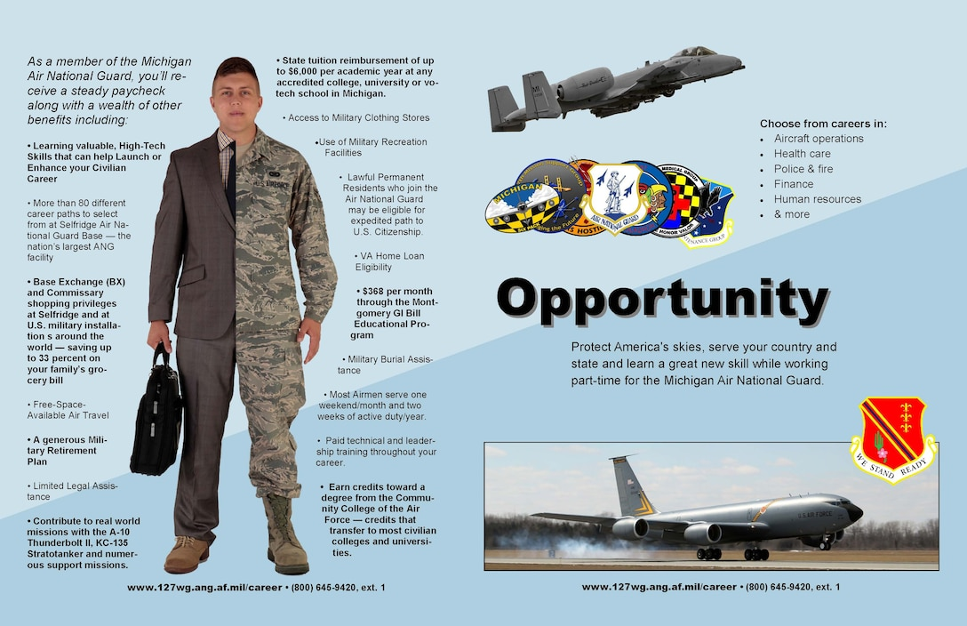 Recruiting Brochure, 2015
