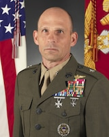Brig. Gen. Kevin M. Iiams, Commander, U.S. Marine Corps Forces, South.