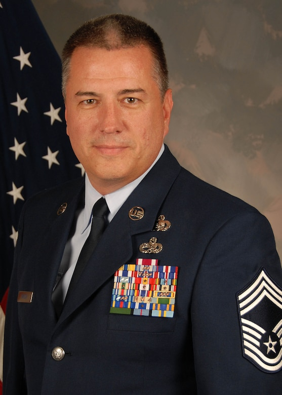 Chief Master Sgt. Donn Taylor, now 111th Mission Support Group superintendent, joins the MSG in conjunction with his promotion to chief master sergeant, Nov. 7, 2015 at the Horsham Air Guard Station in Horsham, Pennsylvania. (U.S. Air National Guard photo by Master Sgt. Christopher Botzum)