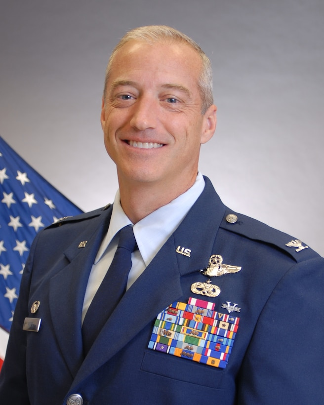 120th Operations Group Commander Col. Patrick Hover.