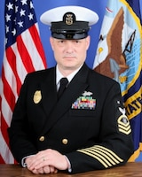 master chief petty officer clifford m tatum navy senior enlisted advisor marine corps security force battalion bangor