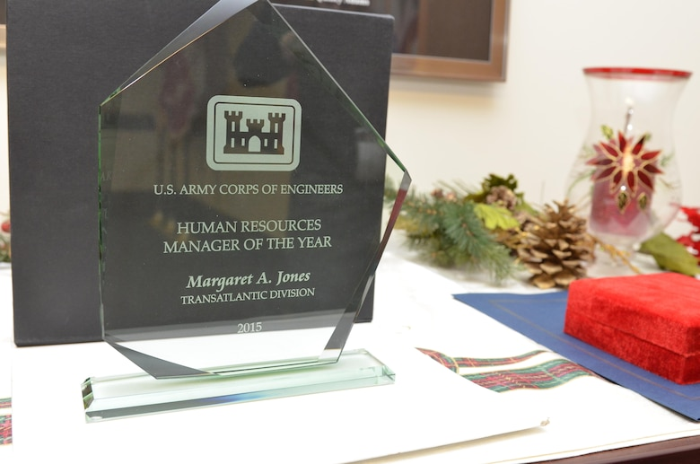 TAD Employee Awarded HR Manager of the Year > Transatlantic