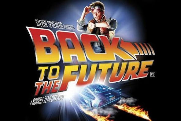 "The Air Force Museum Theatre will show ""Back to the Future"" at 4 p.m. on Jan. 24, 2016, as part of its Hollywood Series, sponsored by Cassano's Pizza King."