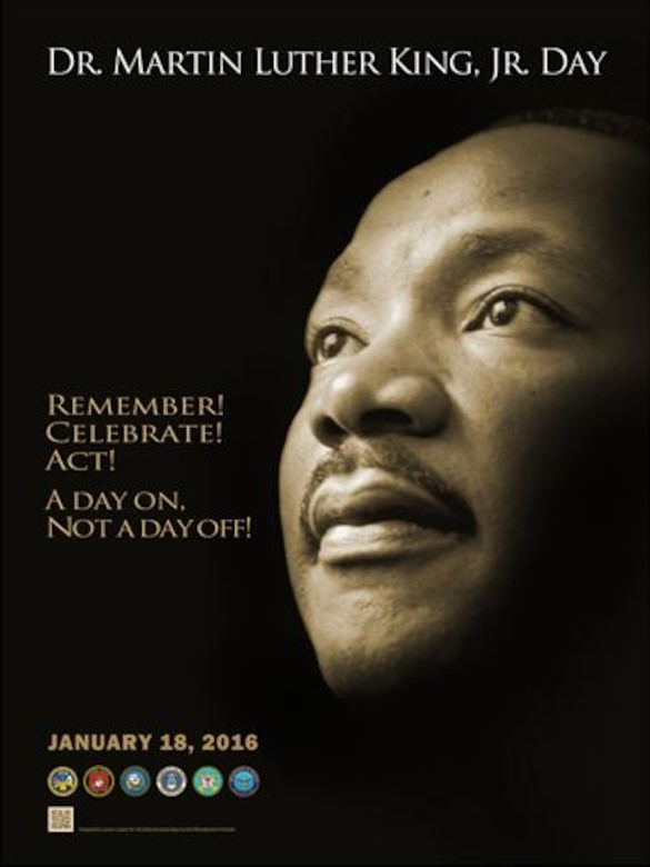 Dr Martin Luther King Jr Day Remember Celebrate Act