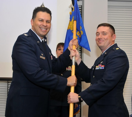 94th FSS welcomes new commander > Dobbins Air Reserve Base > Article Display