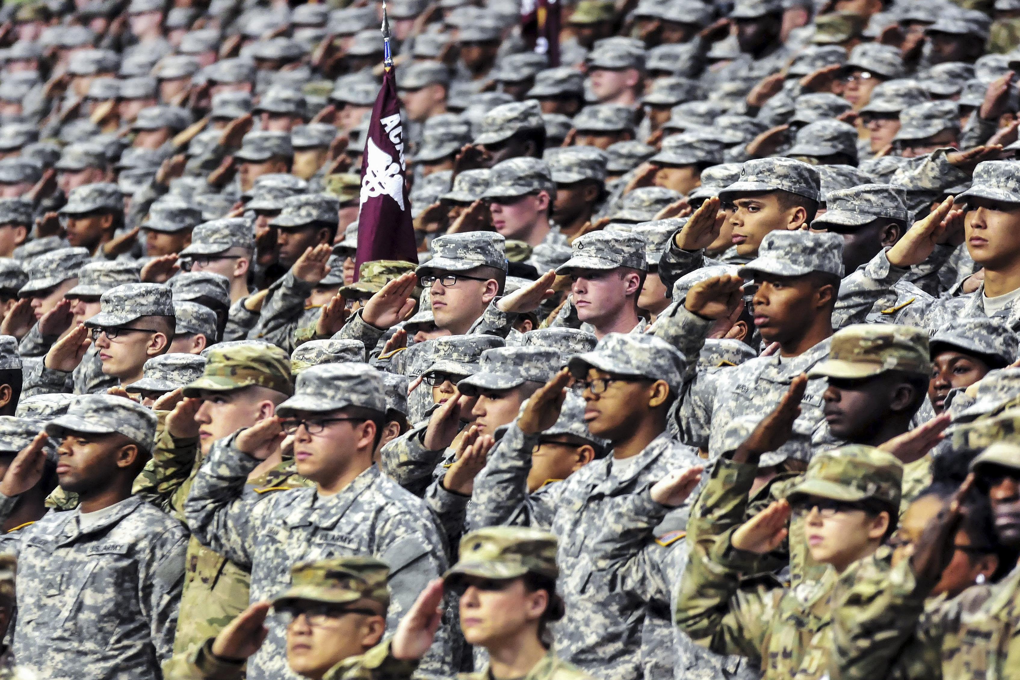 soldier essays