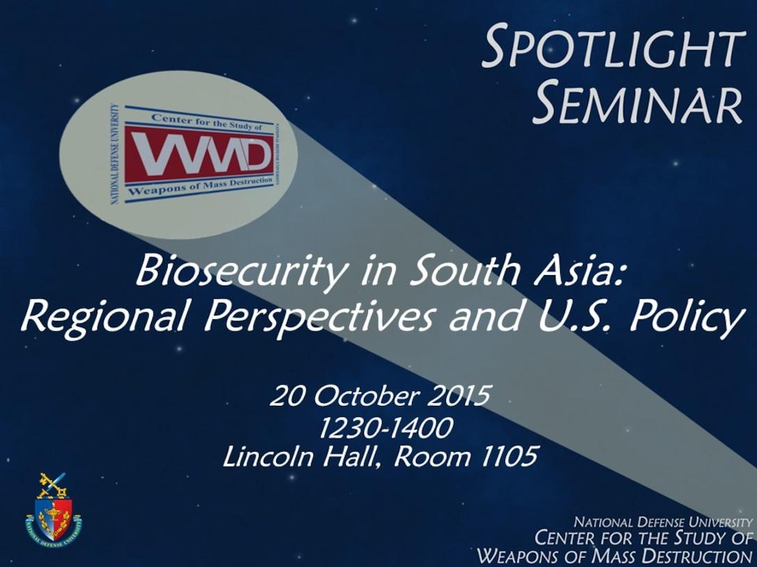 Biosecurity in Southeast Asia