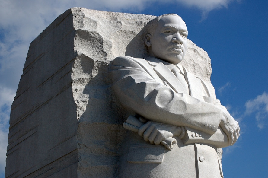 WASHINGTON - Martin Luther King, Jr. National Memorial. (National Park Service/Released)