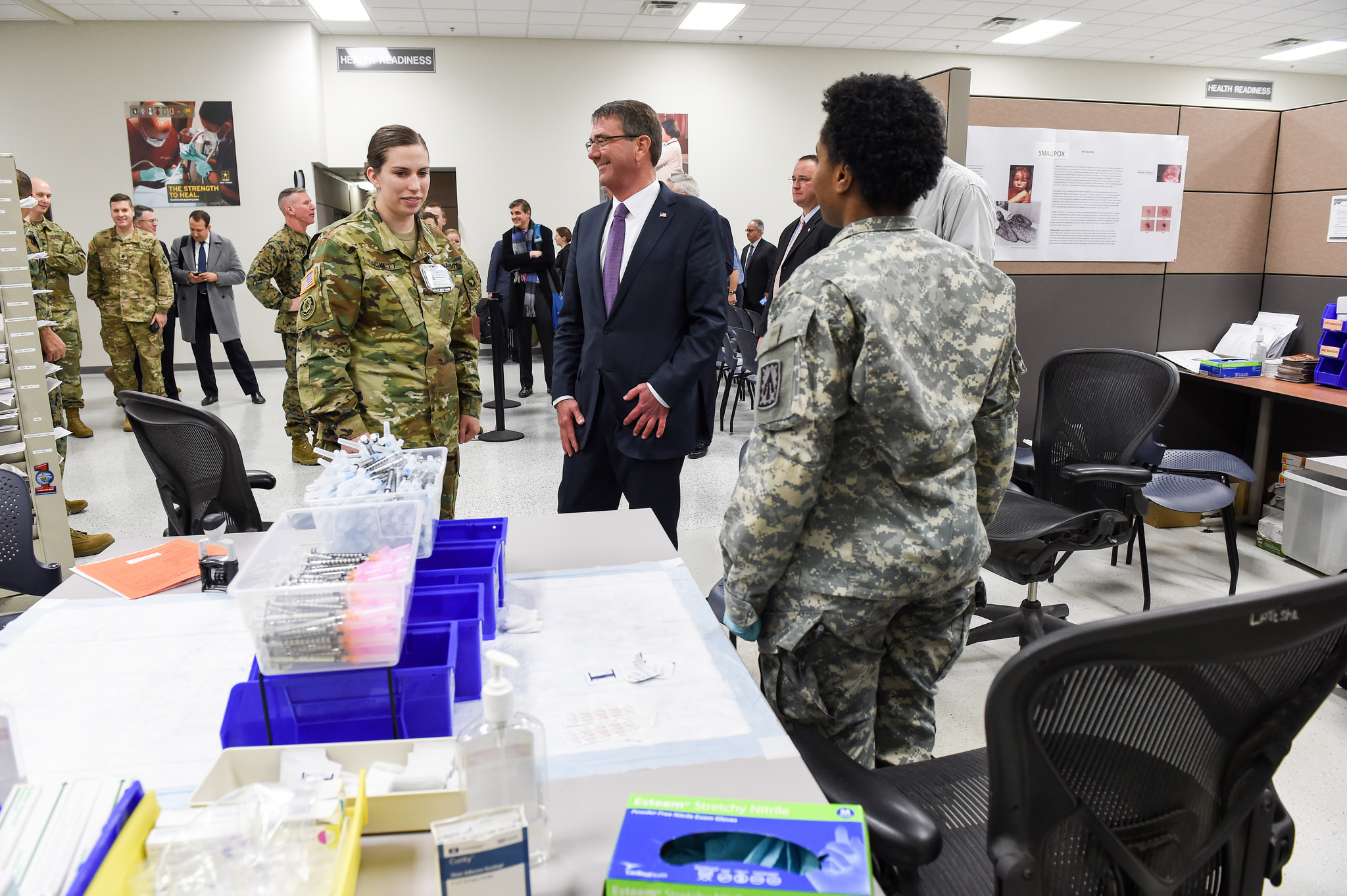 """soldier readiness essay """"i'm not sure how paying for transgender surgery for soldiers, sailors,  was able  to open its ranks without compromising military readiness."""