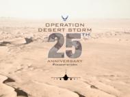 Operation Desert Storm 25th Anniversary