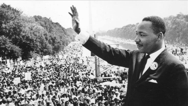 """Celebrating Martin Luther King, Jr. Day """"Remember, Celebrate, Act! A Day On, Not a Day Off!"""" - January 18, 2016"""