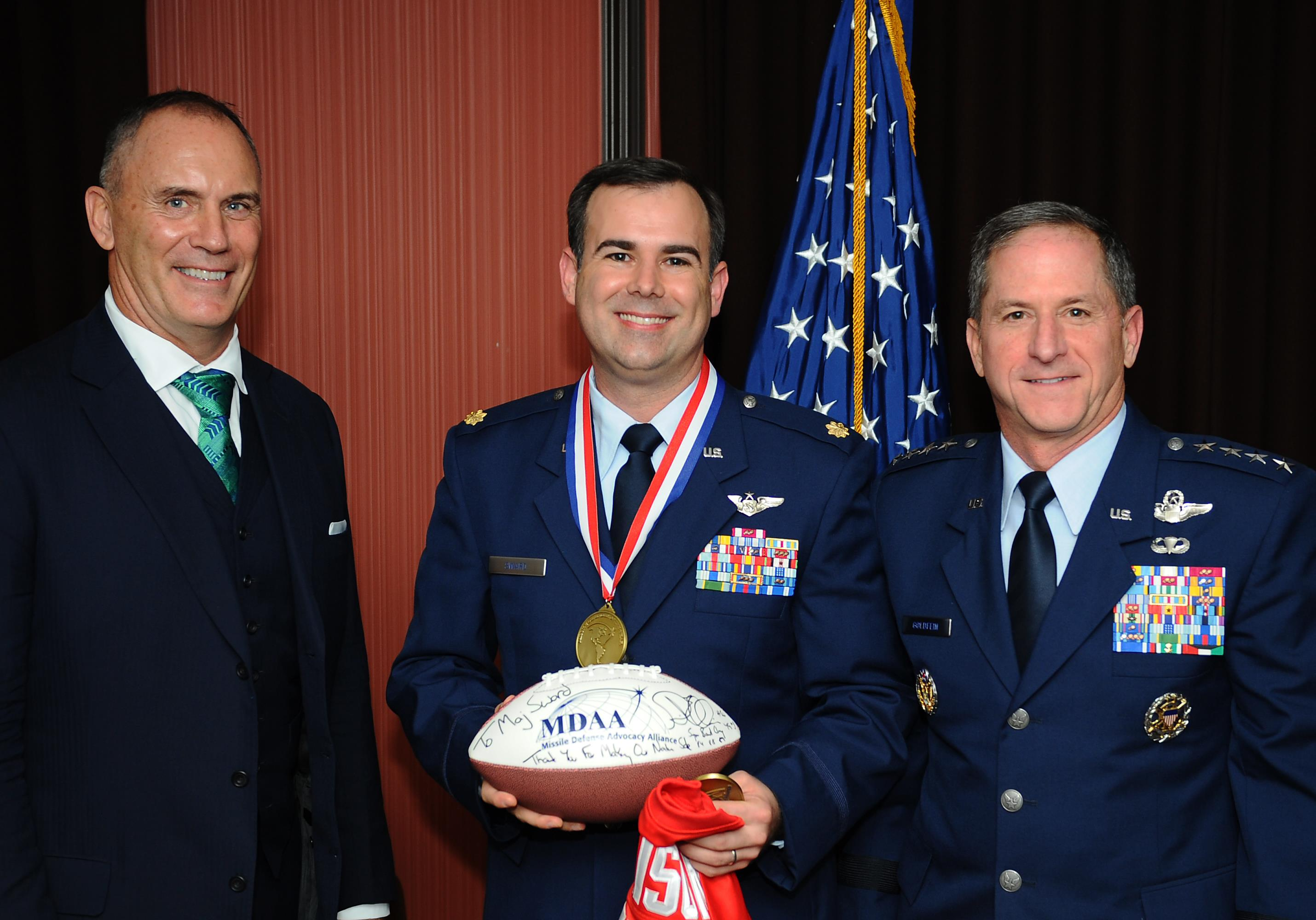 mdaa  MDAA recognizes Air Force Missile Defender of the Year > U.S. Air ...