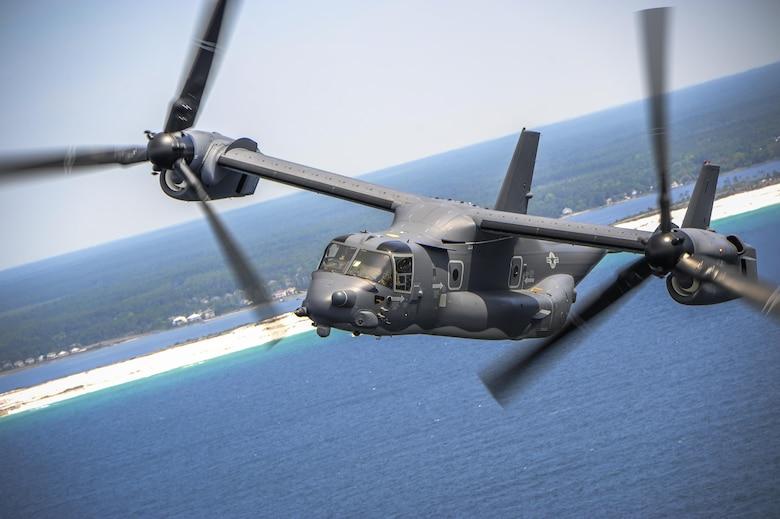 CV-22 Osprey > U S  Air Force > Fact Sheet Display