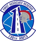 730th AMTS Patch