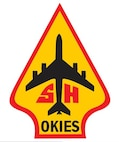 507th Okie ArrowheadPatch