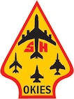 507th Okie Arrowhead Heritage Patch