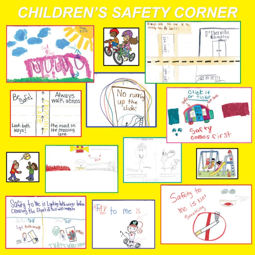 Children's Safey Corner