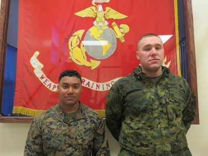 15 Jan 2016 - Coach of the week is Cpl Valdez, Abdias M. and High Shooter is Cpl Street, Jeffery D.M. with CLB-2  shot a 332