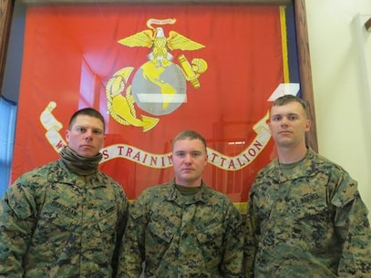 15 Jan 2016 - Coach of the week is SSgt Matt, Jeremy A. with 2D MARDIV and High Shooters are SSgt Bradshaw, Robert L. and LCpl Jeremiah, Andreew C. with CLB 22 shot a 343