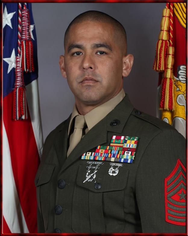 Sergeant Major, 1st Reconnaissance Battalion
