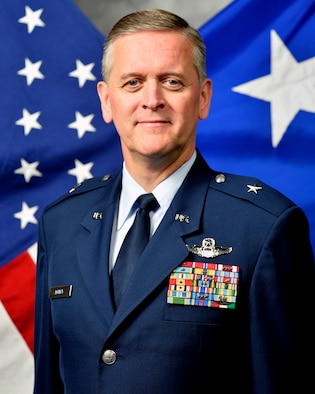 Brig. Gen. Russell A. Muncy is commander, 452nd Air Mobility Wing, Air Force Reserve Command, March Air Reserve Base, California.