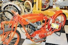 The 1922 Indian Powerplus Motorcycle was Indian's first flathead.