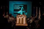 """Defense Supply Center Columbus celebrated the life and legacy of Dr. Martin Luther King Jr. Jan. 20 inside the Building 20 Auditorium. Among the handful of performers and speakers was the Genesis Dance Troupe, who performed """"The Heart That Forgives."""""""