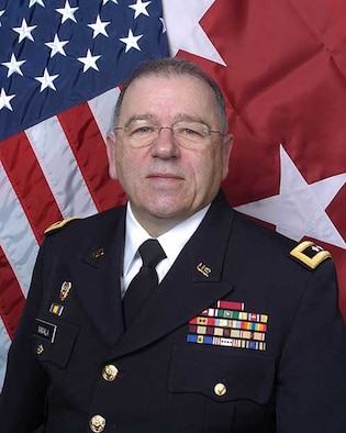 Major Gen. Frank Vavala