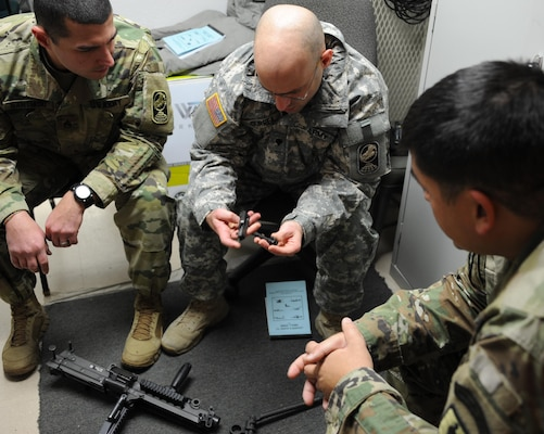 National Guard offers new mobile marksmanship course to create small