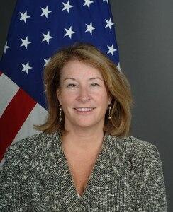 Bio photo of AMB Greta Holtz