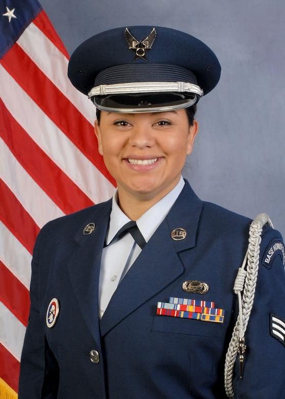 In 2015 Chocktoot volunteered more than 18 hours of her time performing in 12 retreat details; she demonstrated exceptional leadership during this by leading several six member teams. Her dedication led her to participate in additional training from the Beale Air Force Base Honor Guard, expanding her skill set which she passes on to new members of Kingsley Field's Honor Guard. Her outstanding character and attention to detail ensured the entire honor guard team was fully equipped and ready with serviceable equipment and uniforms.  She volunteered with the Kingsley Field Social Club during Sentry Eagle 2015, helping make the open house and air-to-air exercise a success. Her dedication to the community shows as she volunteered over 20 hours as assistant coach to the Little Kickers soccer team. Chocktoot is always willing to help and add expertise to jobs and personnel, instilling the Air Force core value of excellence in everything she does.
